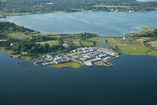 Windswept Marina project photo - Chatham Development Company