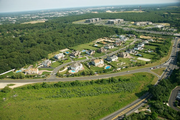 Melville project photo - Chatham Development Company